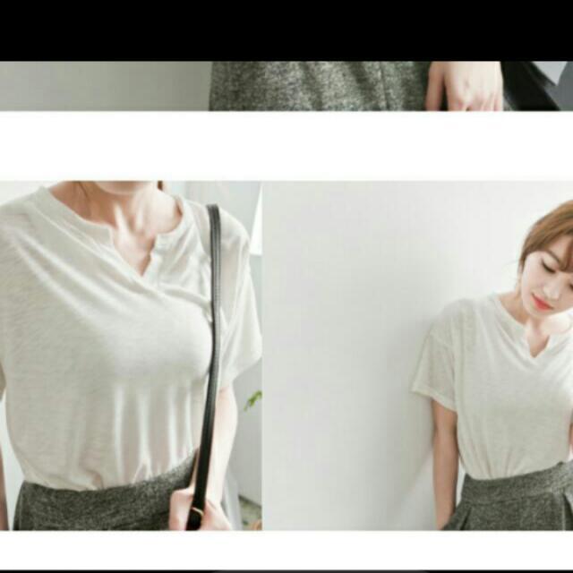 Lulus v領t恤