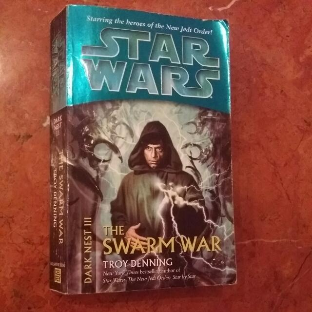 star wars the new jedi order star by star denning troy