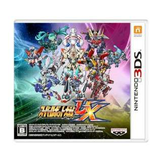 looking for super robot war for my nintendo 3DS
