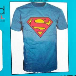 Dc正版超人衣,附鐵盒