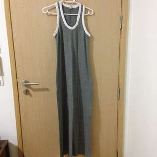 Gap Cotton Maxi Dress