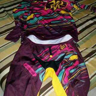 PVR Jersey And Shorts