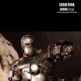 Hot Toys Iron Man Mark 1 2.0