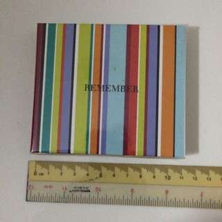 Brand New In Packet Memolino Notebook From Germany