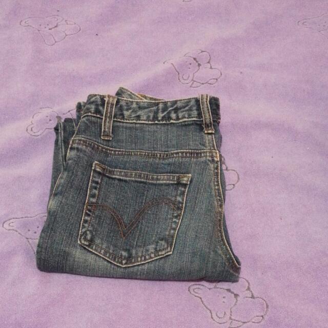 二手-普通牛仔褲24
