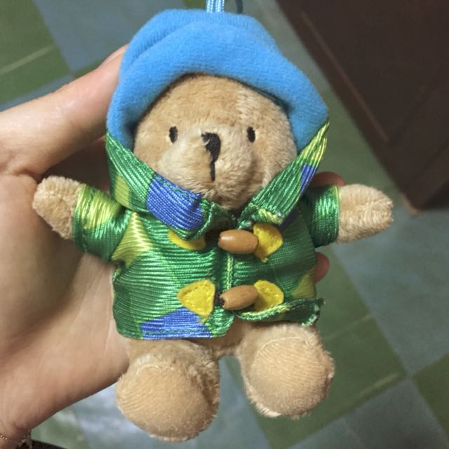 柏靈頓寶寶熊