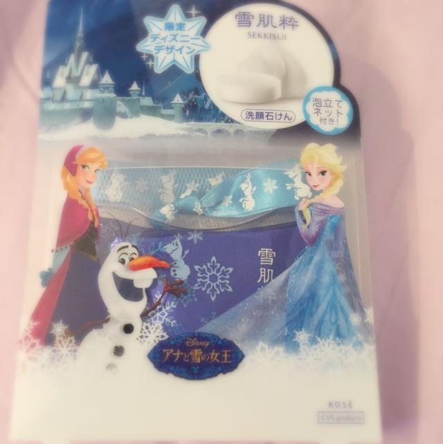 雪肌粹洗面皂(日本購入)