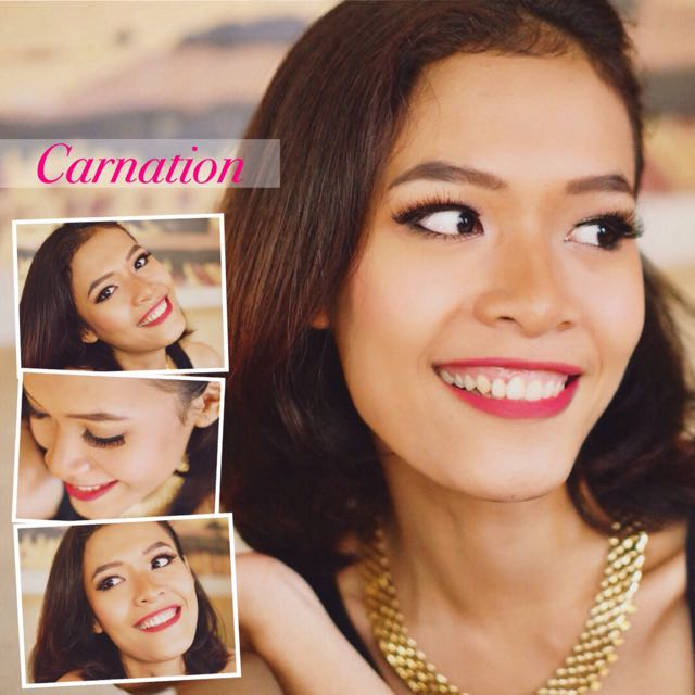 Carnation lashes