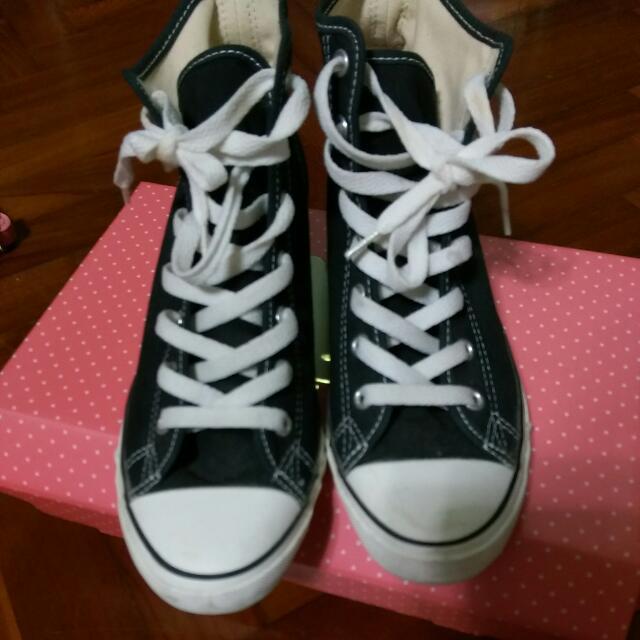 Converse. All Star 增高鞋
