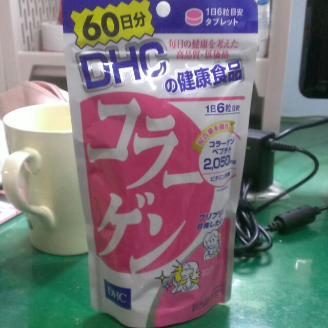 DHC膠原蛋白60日份,日本版