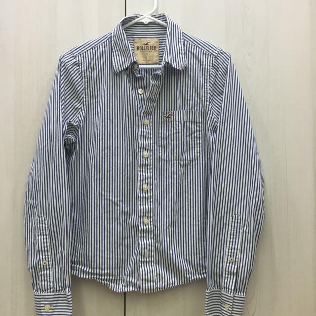 Hollister 男版襯衫 Small 購至美國保證正版。便宜售出