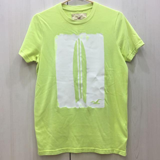 Hollister 男版T-shirt Small