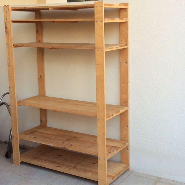 Wood Storage Shelf Dimensions 50 120, Wood Storage Racks
