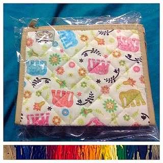 BN Thailand Handy Pouch/clutch/purse/bag