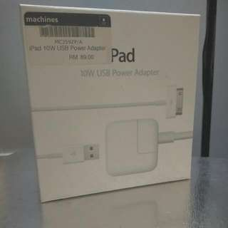 NEW Ipad 10W USB Power Adapter