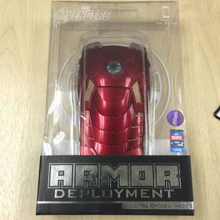 Never Been Used Iphone 5/5s Iron Man Casing