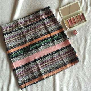 BN Pastel Tribal Bandage Skirt!