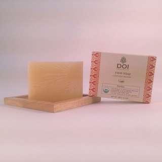 DOI 泰國純有機香皂木瓜 肥皂