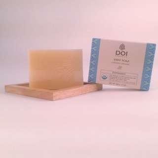 DOI 泰國純有機香皂薄荷 肥皂