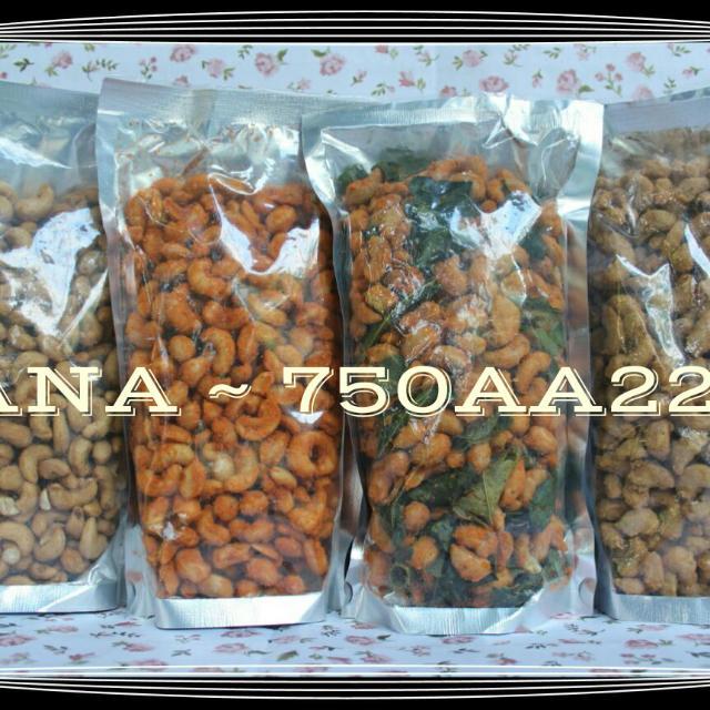 Alla About Kacang Mede /Kg