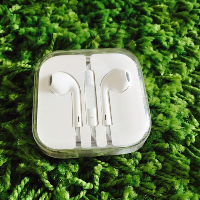 [全新]Apple Iphone 原廠耳機🎧
