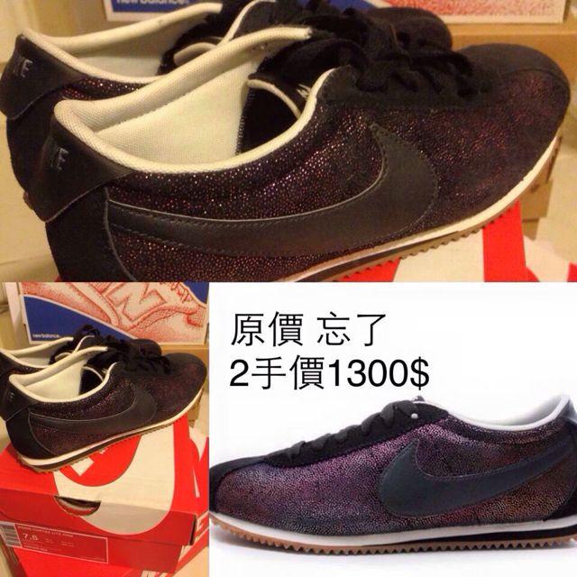 (女鞋)Nike阿甘鞋