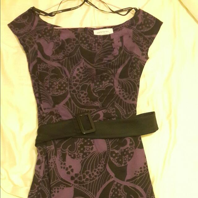 Portman Dress