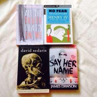 Books! <$10