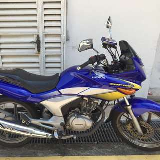 Honda CBF150 (FBE Plate) Low Mileage @ 16288km As Of 9th May 2015