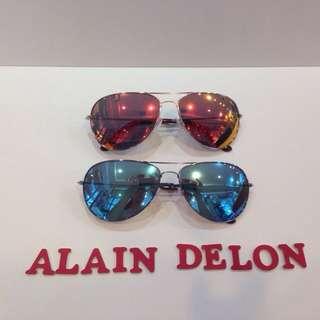 AD ALAIN DELON水銀墨鏡