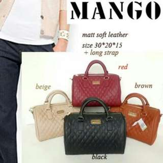 Mango Speedy Bag