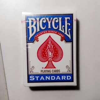 Bicycle正版全新撲克牌 專業魔術道具
