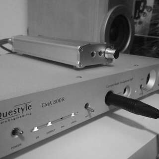 Questyle CMA800R Headphone Amplifier