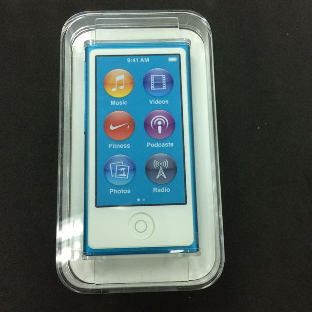 Apple Nano 16GB 藍色