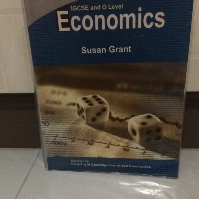 IGCSE and O'LEVEL Economics