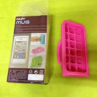MUG馬克杯造型手機架-蘋果iPhone 4/4S專用 [二手][附盒]