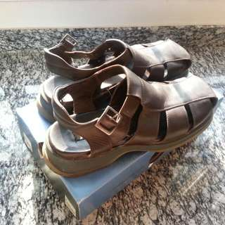 Kenneth Cole Reaction Leather Size 11 Men