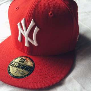 二手👉New Era帽