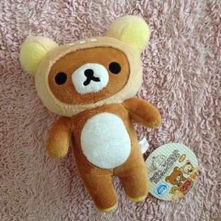 🇯🇵 全新-日本拉拉熊造型玩偶