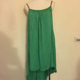 綠色 洋裝 2手