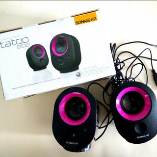 Sonic Gear Tatoo 202 Speakers
