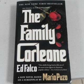 The Family Corleone By Ed Falco