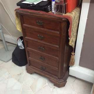 Brown Drawer