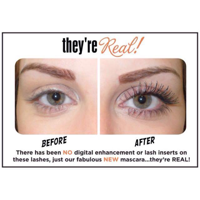 fb364997acd OOS] BN Benefit They're Real Mascara Deluxe Mini, Health & Beauty ...