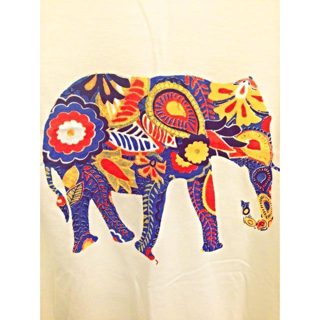 NEW⚡️棉 背心。彩色象🐘