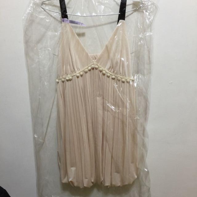 🎉降價🎉PAZZO洋裝(杏色)