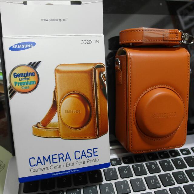 (待匯款)全新samsung 相機皮套(價格含運!