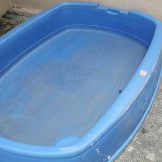 Big Splash Pool & Slide