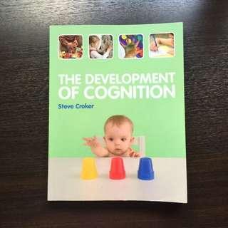 HP3302 COGNITIVE DEVELOPMENT 'The Development Of Cognition'