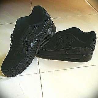 Nike Air Max Black Lizard Skin